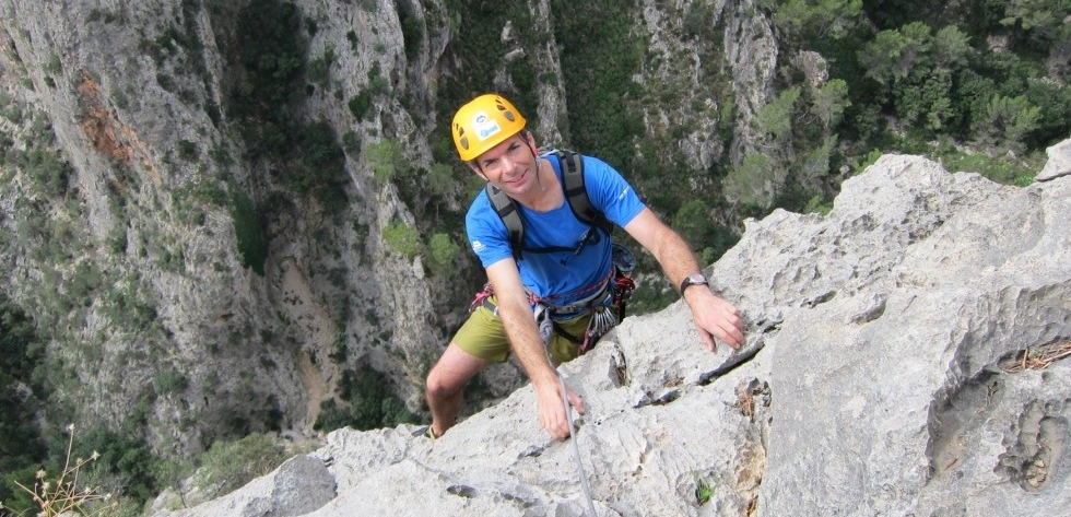 Climbing the Albahida Ridge: A clients experience