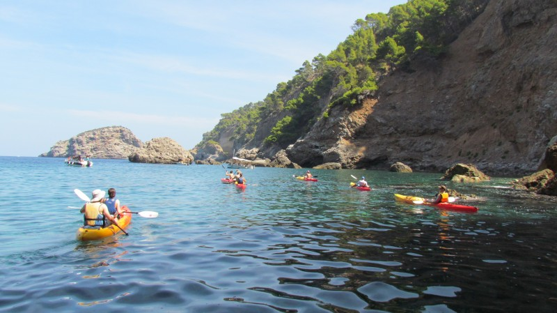 Sea Kayak Mallorca