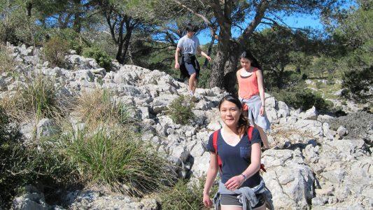 Walking Mallorca